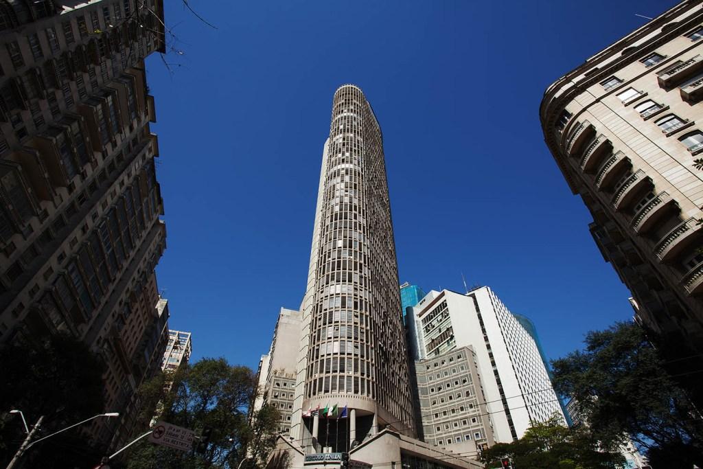 Pontos turísticos de São Paulo: Edifício Itália