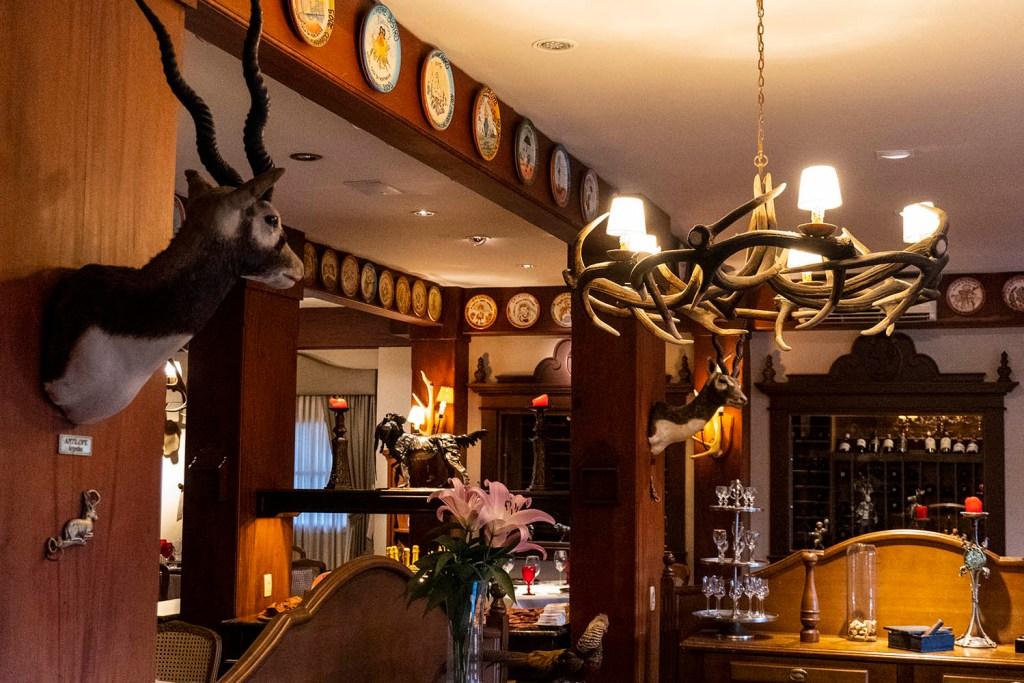 Restaurante La Caceria (Foto: Andy Spinelli)