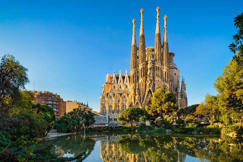 Destinos europeus: Barcelona