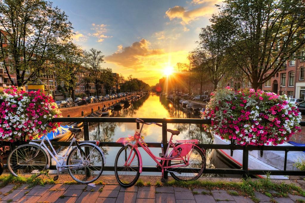Destinos europeus: Amsterdã