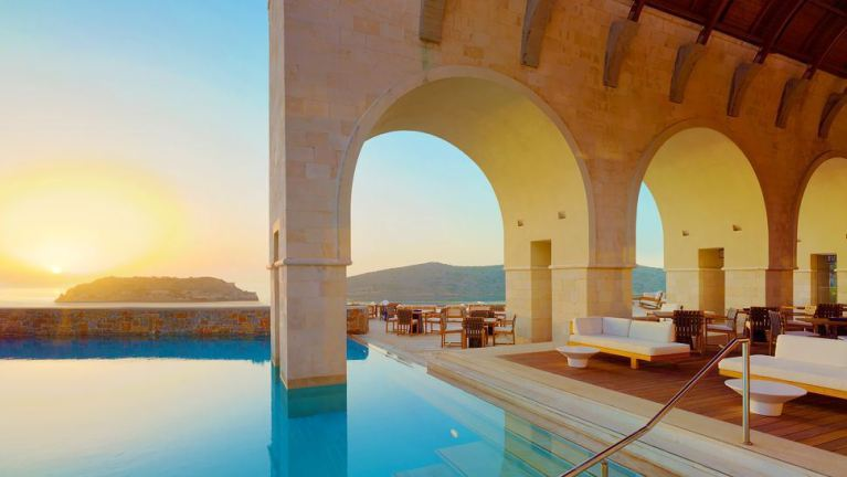 Blue Palace, Resort & Spa en Crete, Grecia