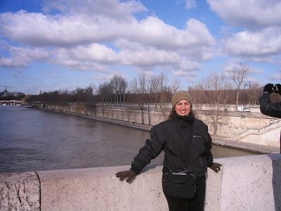PARIS – Minha primeira viagem internacional
