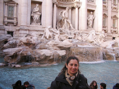 ROMA – Fontana de Trevi