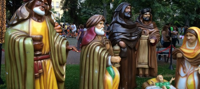 BELO HORIZONTE – Luzes de Natal na cidade