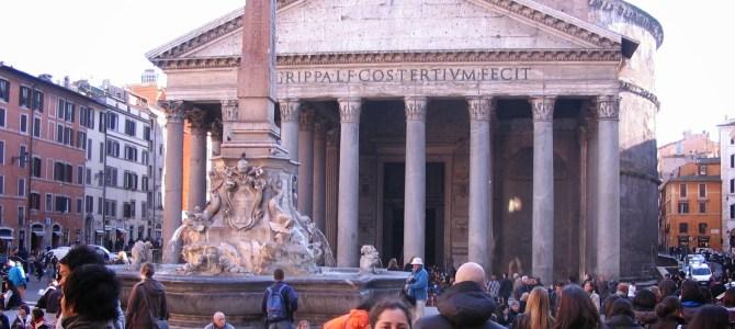 ROMA – Pantheon de Agripa