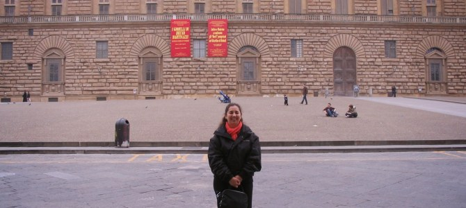 FLORENÇA – Palazzo Pitti