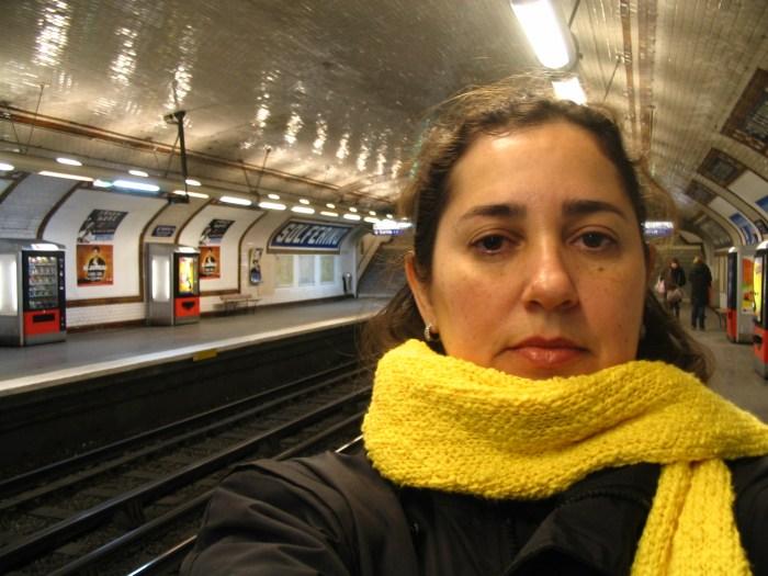 Estação Solferino Paris