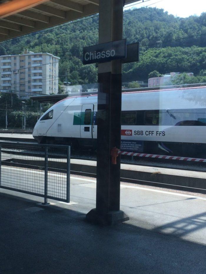 Estação de Chiasso