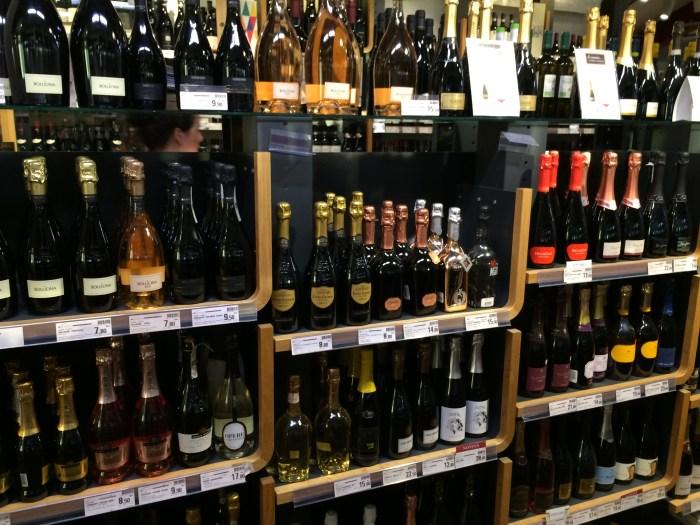com os melhores vinhos italianos