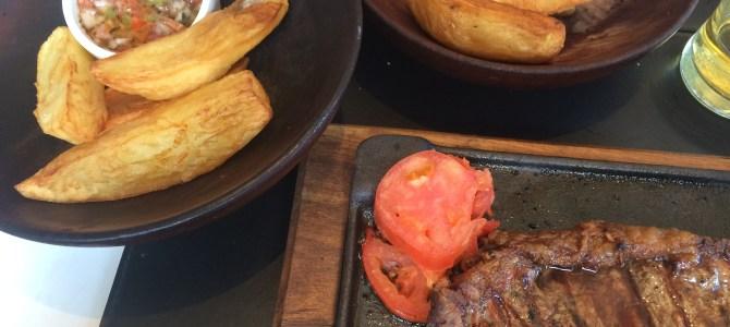 Janio, um legítimo restaurante argentino em Buenos Aires