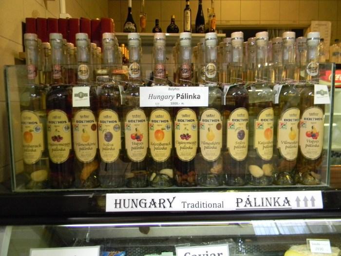 Palinkas Budapeste