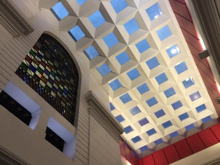 O museu está renovado