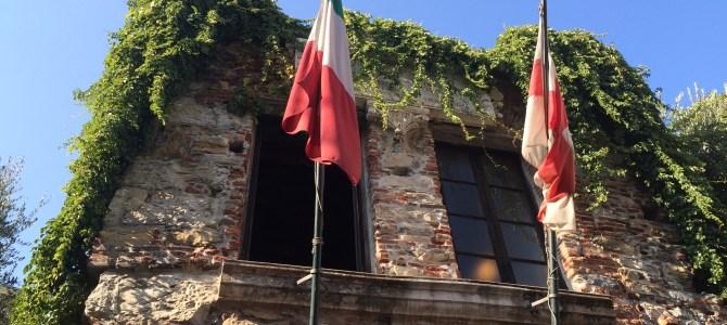 Visita à Casa de Cristóvão Colombo em Gênova