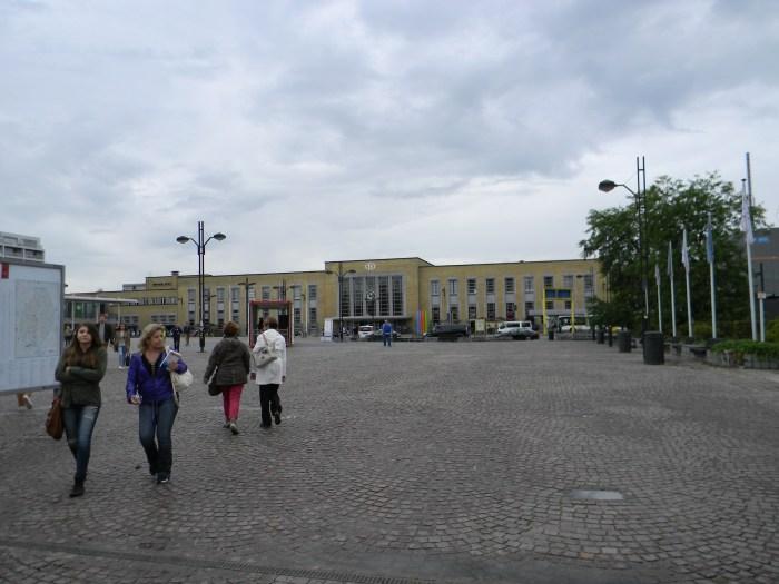 Estação de Bruges
