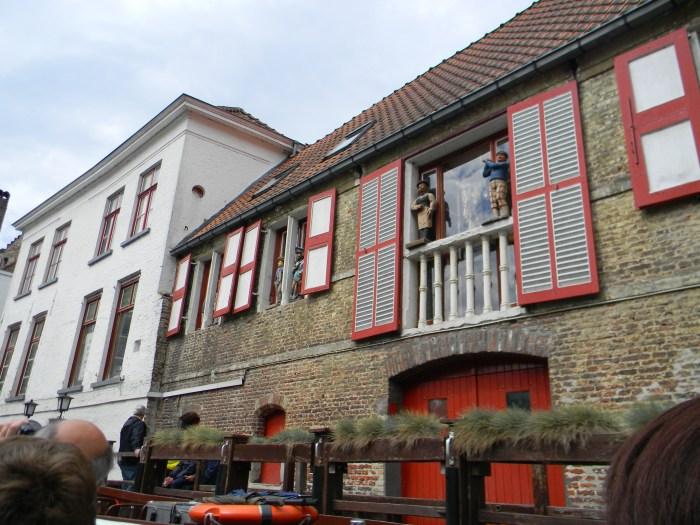 Passeio de barco Bruges