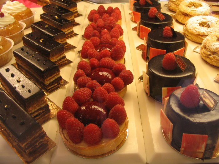 Os doces franceses
