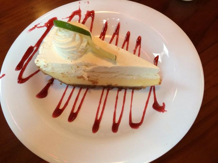 Key Lime Pie do Hooters