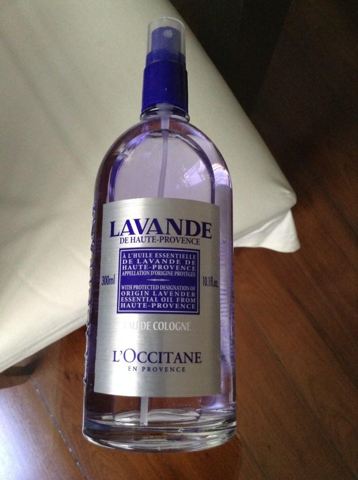 Perfumes também são lembranças, este de Lavanda, da L´Occitane, comprei em Nice, Sul da França