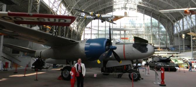 Bruxelas – Museu Real das Forças Armadas