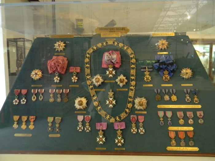 Medalhas e condecorações de militares
