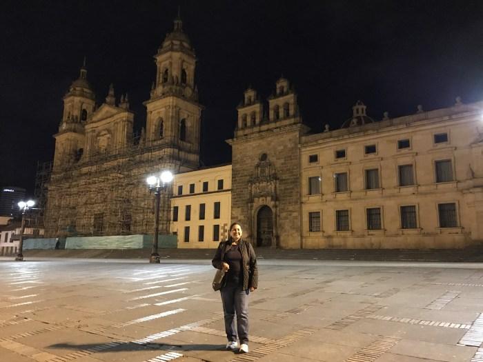 Plaza Bolivar, Bogotá, Colômbia