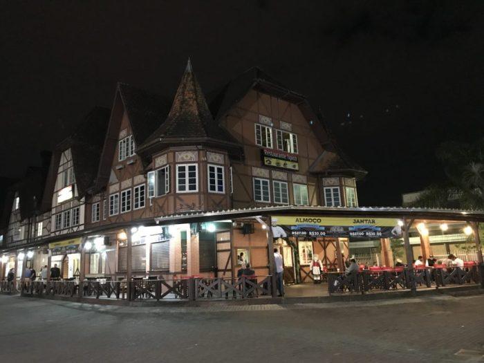 Restaurantes Blumenau