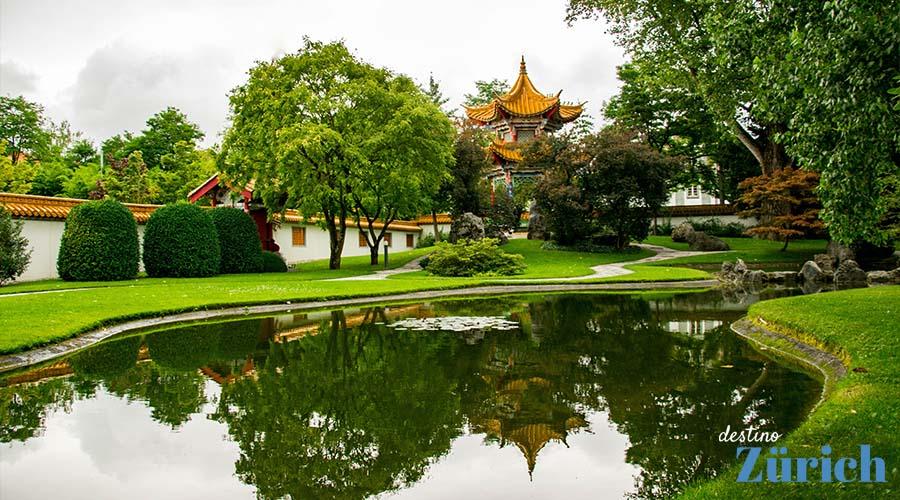 paz y harmon a en el jard n chino de z rich destino z rich