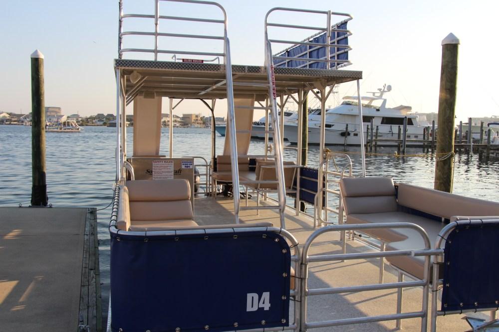 medium resolution of 29 pontoon boat with slide