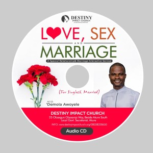 Love, Sex and Marriage