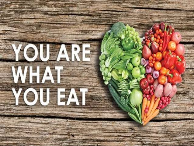 YOU ARE WHAT YOU EAT 2