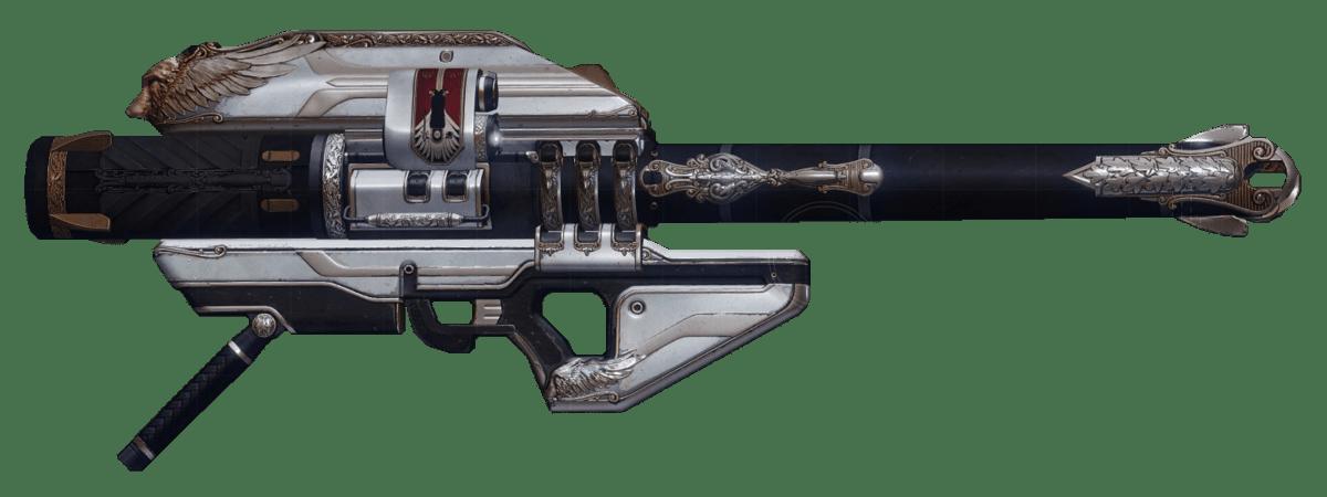 Gjallarhorn Destinypedia The Destiny Wiki
