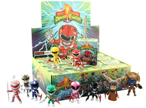 Wave 1 Mighty Morphin Power Rangers