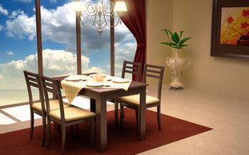 4 chaises salle a manger destockage
