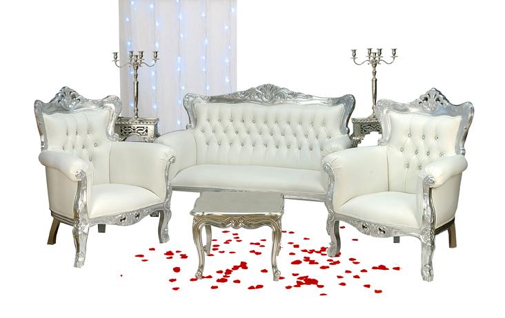 Fauteuil De Mariage 126 Events Destockage Grossiste