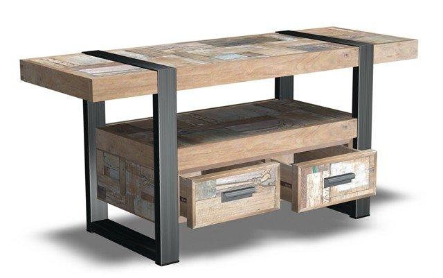 Destockage Meuble Teck Maison Design