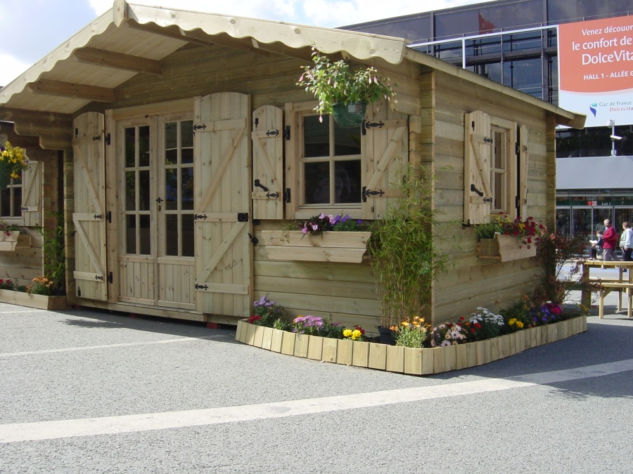 Abri Jardin Courchevel