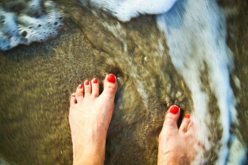 nail polish toenail fungus