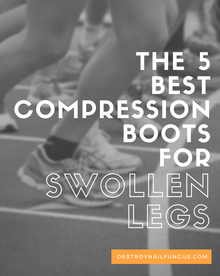compression boots for swollen legs