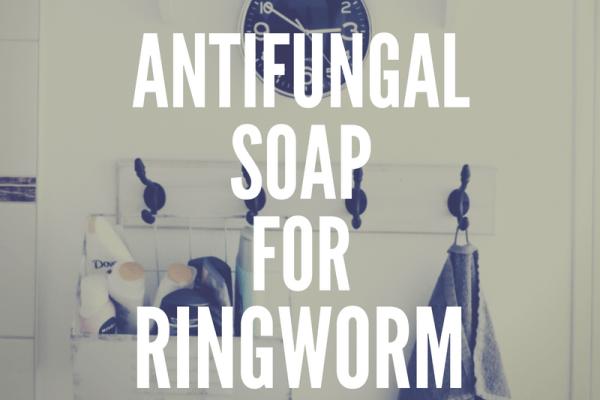 antifungal soap for ringworm