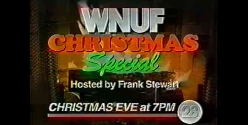 Frank Stewart's Final Christmas Special Prior to the Infamous ...