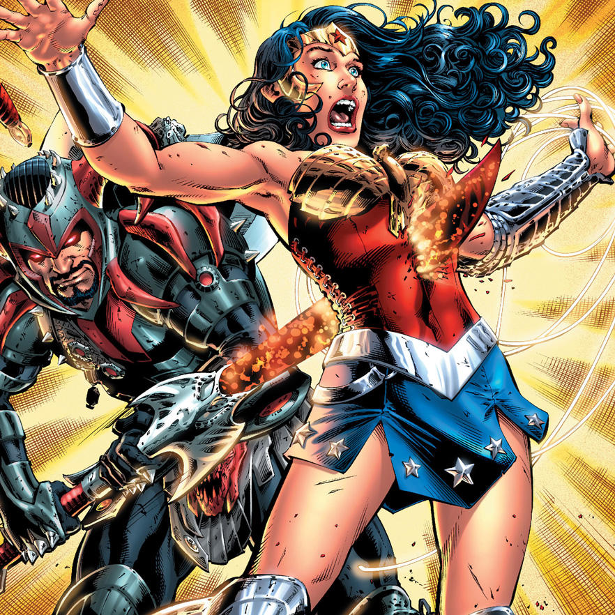 Earth 2 – The Gathering Quick Review: A Fresh, Intriguing DC Universe, No Big Guns