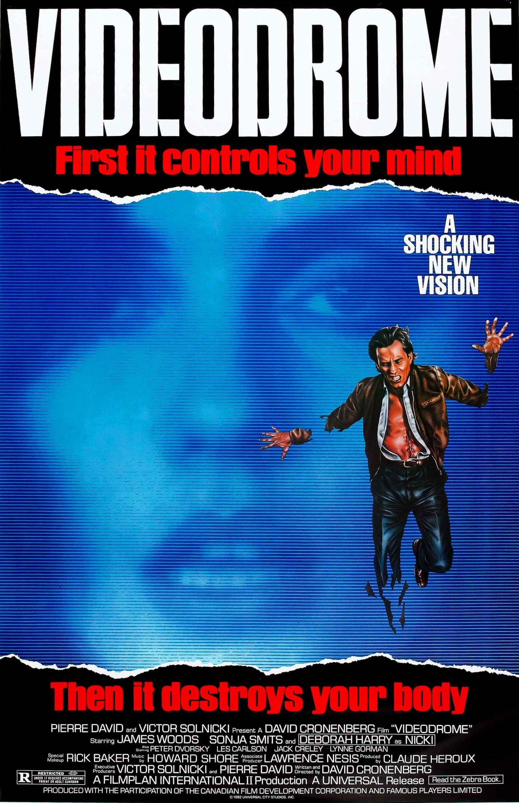 Cult Media: The Stunning Prescience Of 1983's VIDEODROME In The Digital Propaganda Age
