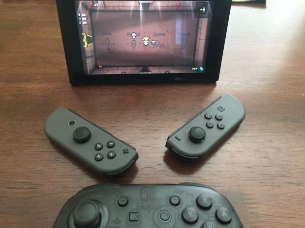 426098-CC1 The best part of Binding of Isaac on the Transfer? Easy co-op iOs