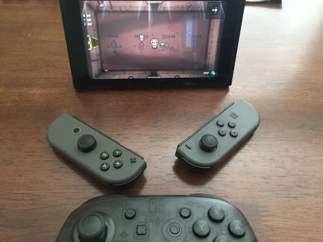 CC1-noscale The best part of Binding of Isaac on the Transfer? Easy co-op iOs