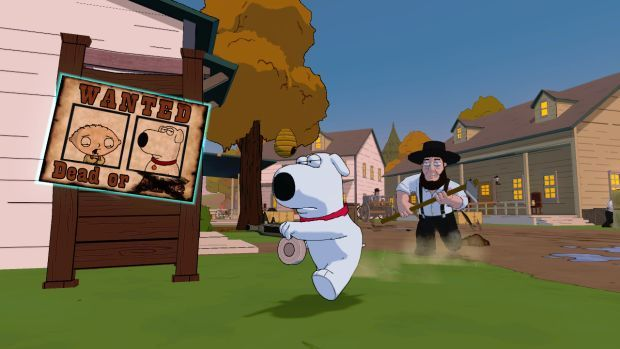 Review: Family Guy: Back to the Multiverse