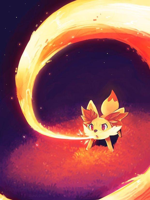 Cute Starter Pokemon Wallpaper There S A Ton Of Pokemon X And Y Fan Art Already
