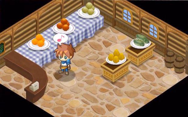 Harvest Moon Creators New Game Hometown Story