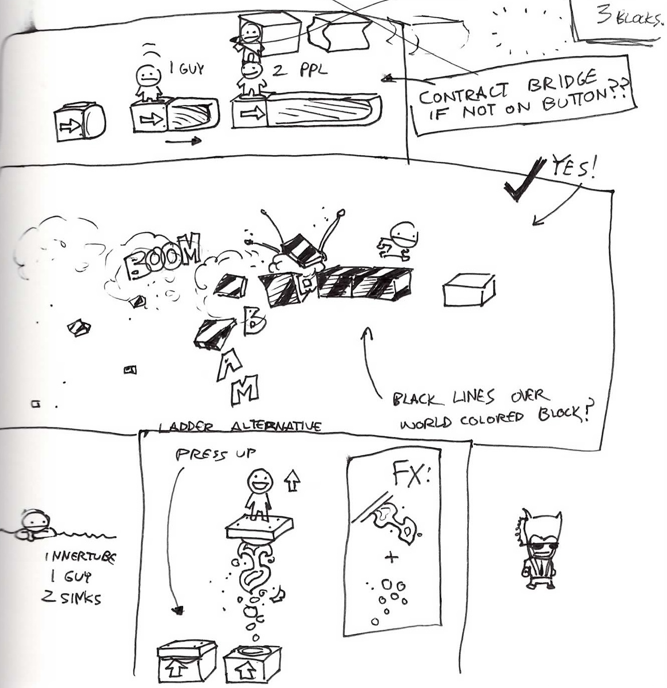 The Mad Cute Doodles That Birthed Battleblock Theater