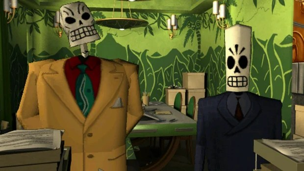 Yes Grim Fandango Remaster For PS4 And Vita