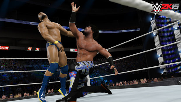 Review WWE 2K15